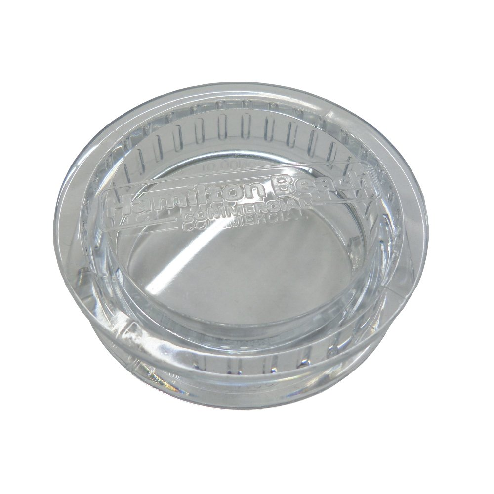 Hamilton Beach 280023801 blender jar lid center fill cap. (1, A) 176-1040