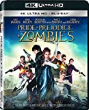 Pride + Prejudice + Zombies [Blu-ray]