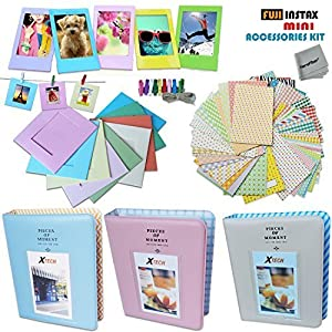 Xtech FujiFilm Instax Mini Photo Albums