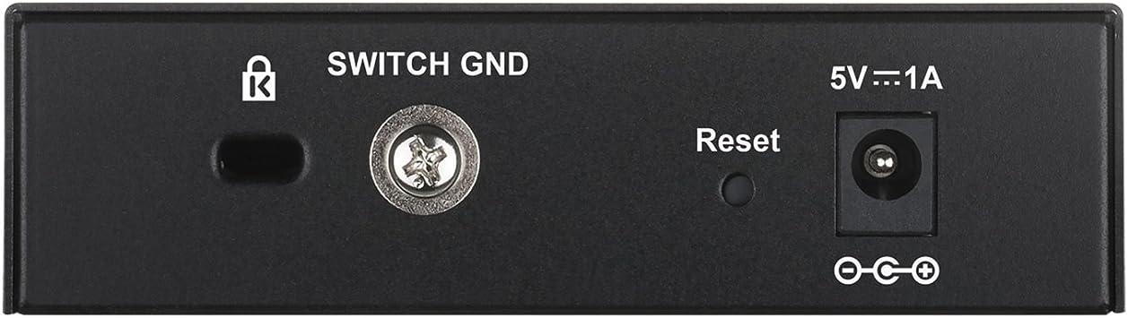 D Link Dgs 1100 E 5 Port Gigabit Smart Switch Computers Accessories