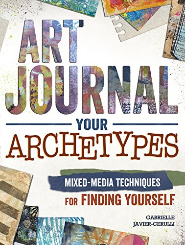 Picasso Mixed Media - Art Journal Your Archetypes: Mixed Media Techniques for Finding Yourself