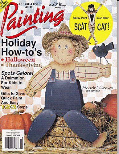 Decorative Arts Painting October 1994 (Vol. IX, No.5) -