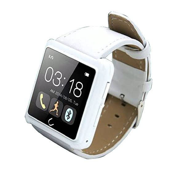 Amazon.com: 3DEMOJI U10 Bluetooth Smart Watch Phone ...