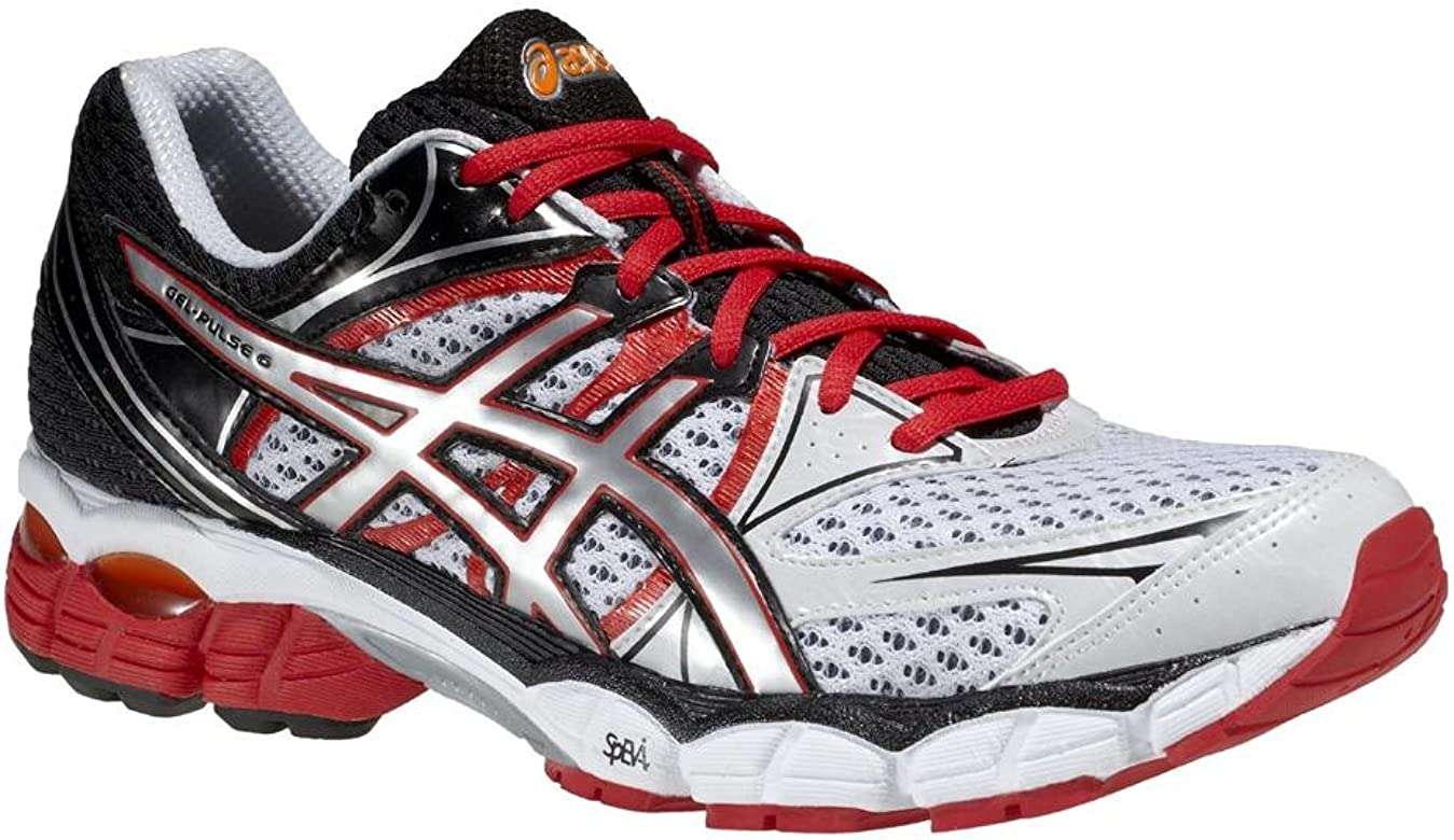 Asics Gel-Pulse 6, Zapatillas de running para hombre, color, talla 45 EU: Amazon.es: Zapatos y complementos