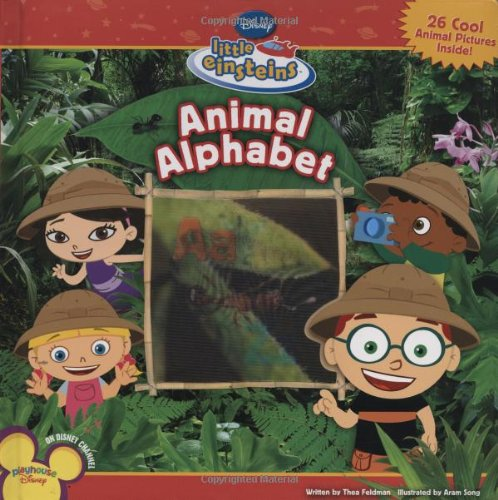 Animal Alphabet (Disney Little Einsteins)