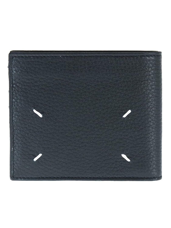 [メゾンマルジェラ] Maison Margiela メンズ 二つ折り財布 S55UI0171 PR516 [並行輸入品] B07DPK1J3N962 NAVY