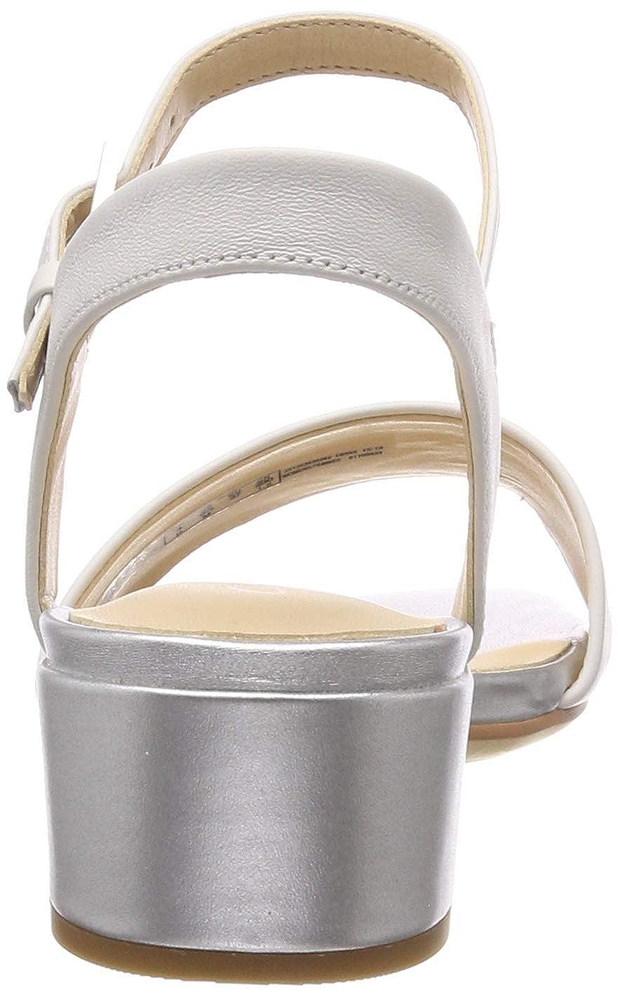 5107e33cd4d4 Clarks Women s Orabella Iris Ankle Strap Sandals  Amazon.co.uk  Shoes   Bags