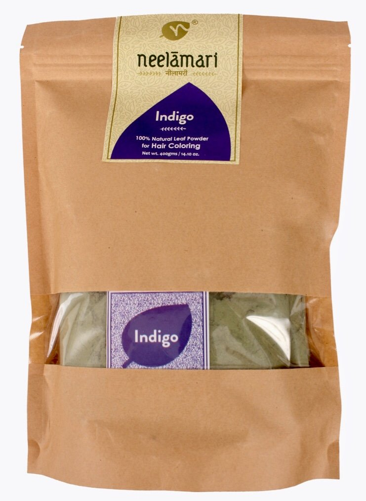 Neelamari Pure Indigo Leaf Powder (400 gms)… product image