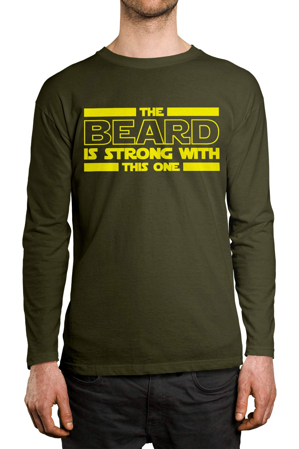 Apparel The Beard Is Strong With This One S Shirt
