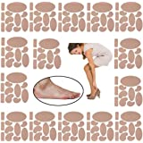 165 Pieces Moleskin for feet blisters Moleskin Tape Anti-wear Heels Stickers Blister Prevention Pads for shoes hiking 11…