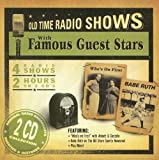 Old Time Radio Shows: With Famous Guest Stars