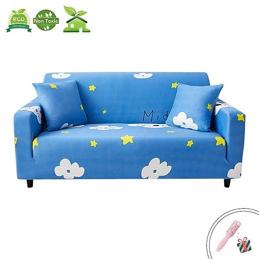 Funda para sofá de 1 2 3 4 plazas, Morbuy Encantador ...