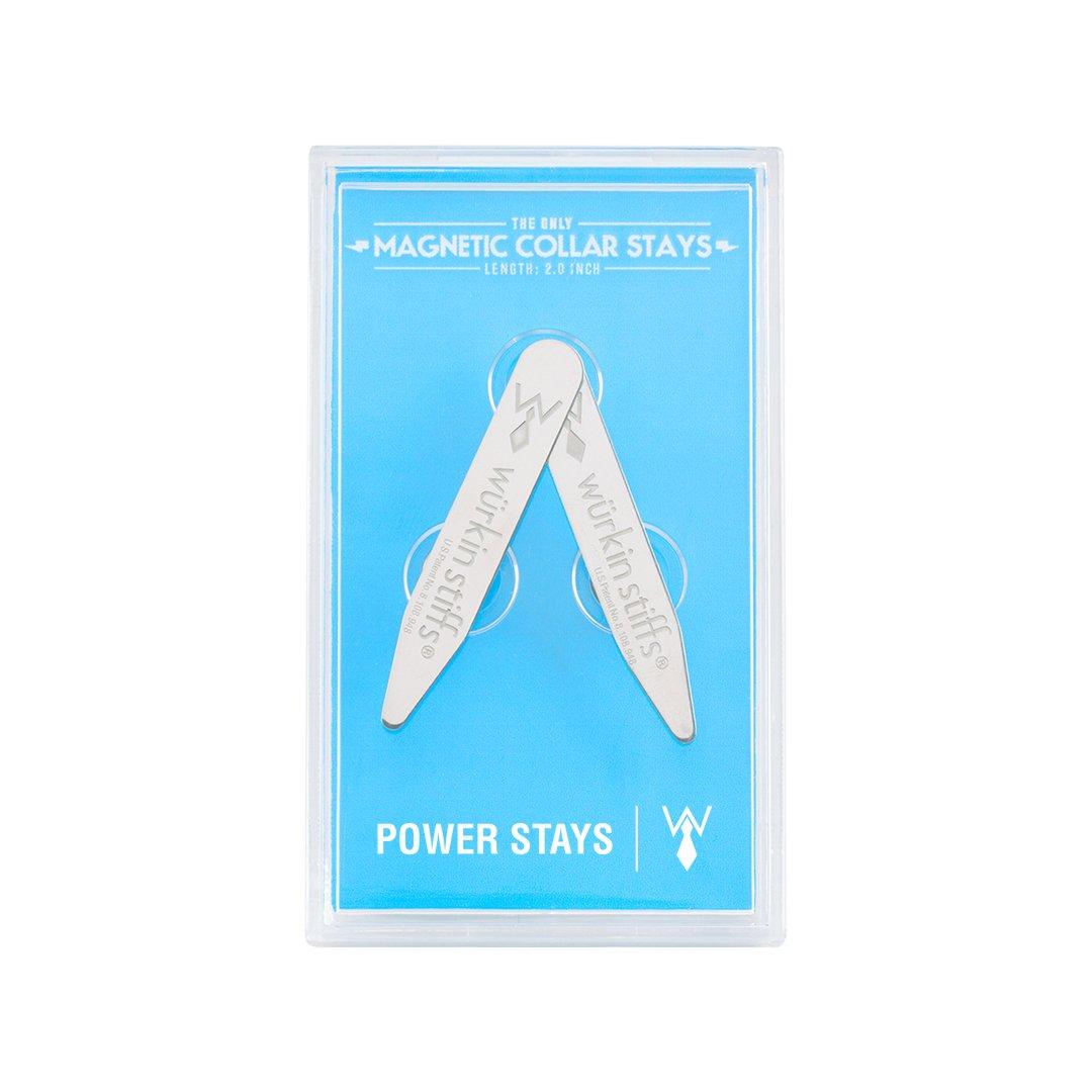 Wurkin Stiffs Estancias magnéticas con metal del collar para ...