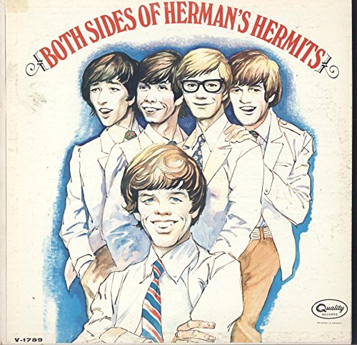 Herman's Hermits: Both Sides Of LP VG+/VG++ Canada Quality V 1789