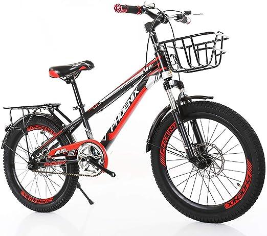 Bicicleta para Niños Bicicleta De Montaña De Una Velocidad ...