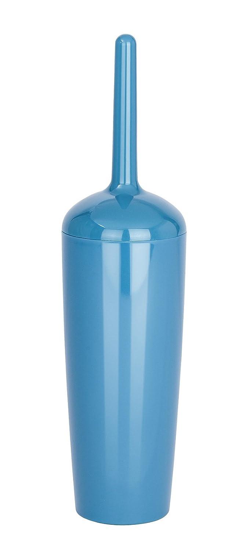 Wenko Cocktail Escobillero Poliestireno Azul 10x10x38 cm