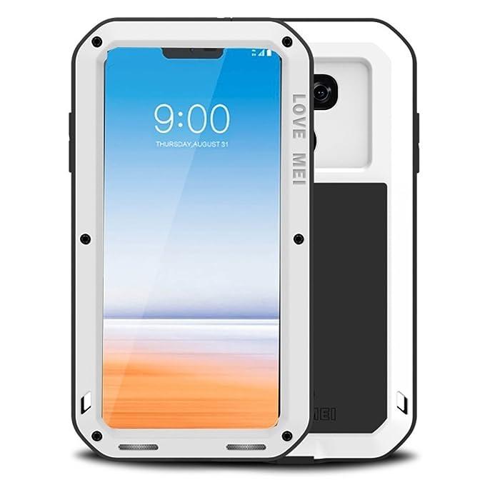 online store 97f4c 62fe0 Amazon.com: LG G7 Waterproof Case, Hwota Shockproof Waterproof Dust ...