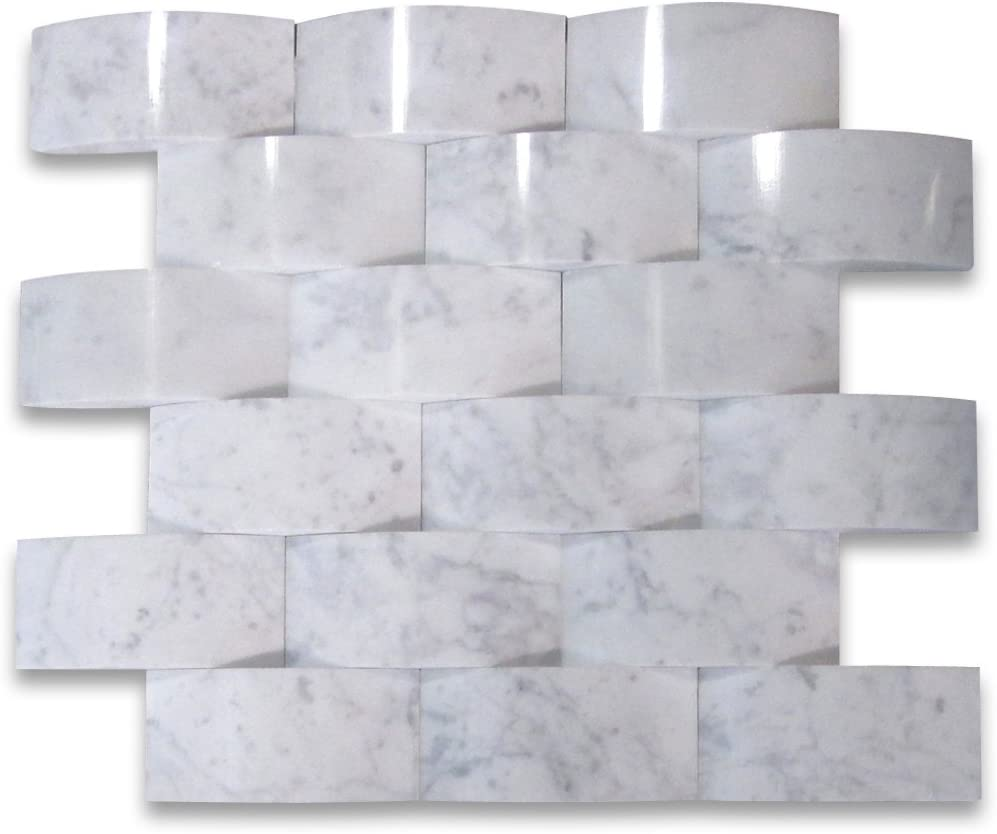 - Stone Center Online Carrara White Italian Carrera Marble 3D