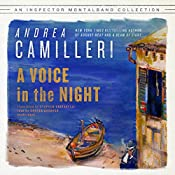A Voice in the Night: The Inspector Montalbano, Book 20 | Andrea Camilleri