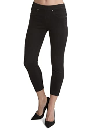 db110db04a2b68 SPANX Womens Ready-to-Wow¿ Cropped Denim Leggings at Amazon Women's  Clothing store: