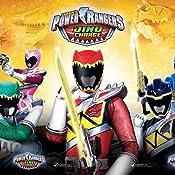 Amazon.com: Power Rangers: Dino Charge - The Complete Season ...