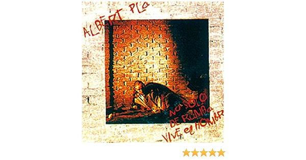No Solo de Rumba Vive el Hombre: Albert Pla: Amazon.es: Música
