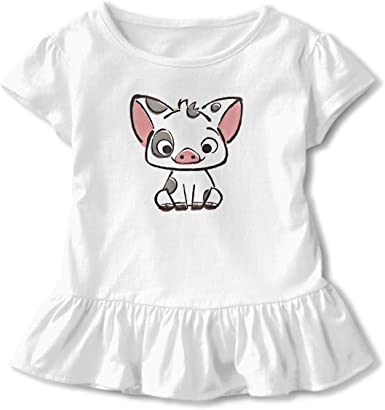 QUZtww Chicken and Chicks Cotton Girl Baby Bodysuit Short Sleeve Romper Jumpsuits Onesies