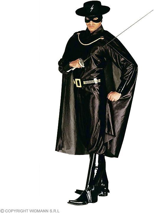 WIDMANN Disfraz de Bandido Enmascarado Adulto: Amazon.es: Juguetes ...