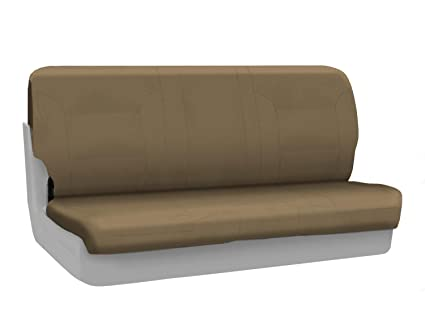 Amazon com: Coverking Custom Fit Rear Solid Bench Seat Cover