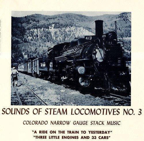 Steam Locomotives 3 / Various ()
