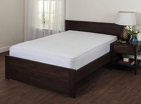Almohadilla de colchón de espuma con efecto memoria – Coral Fleece Top