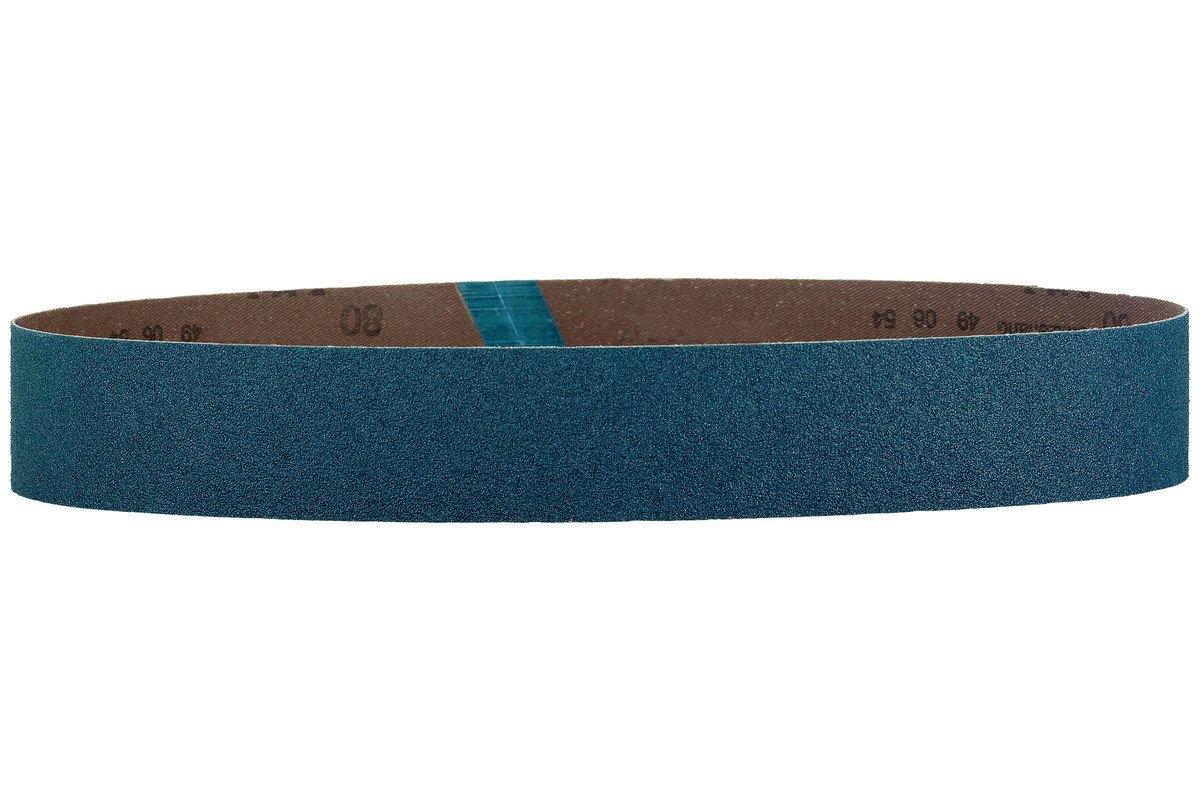 Metabo - Juego cinta lija corindon circonio p60(10u) 626305000