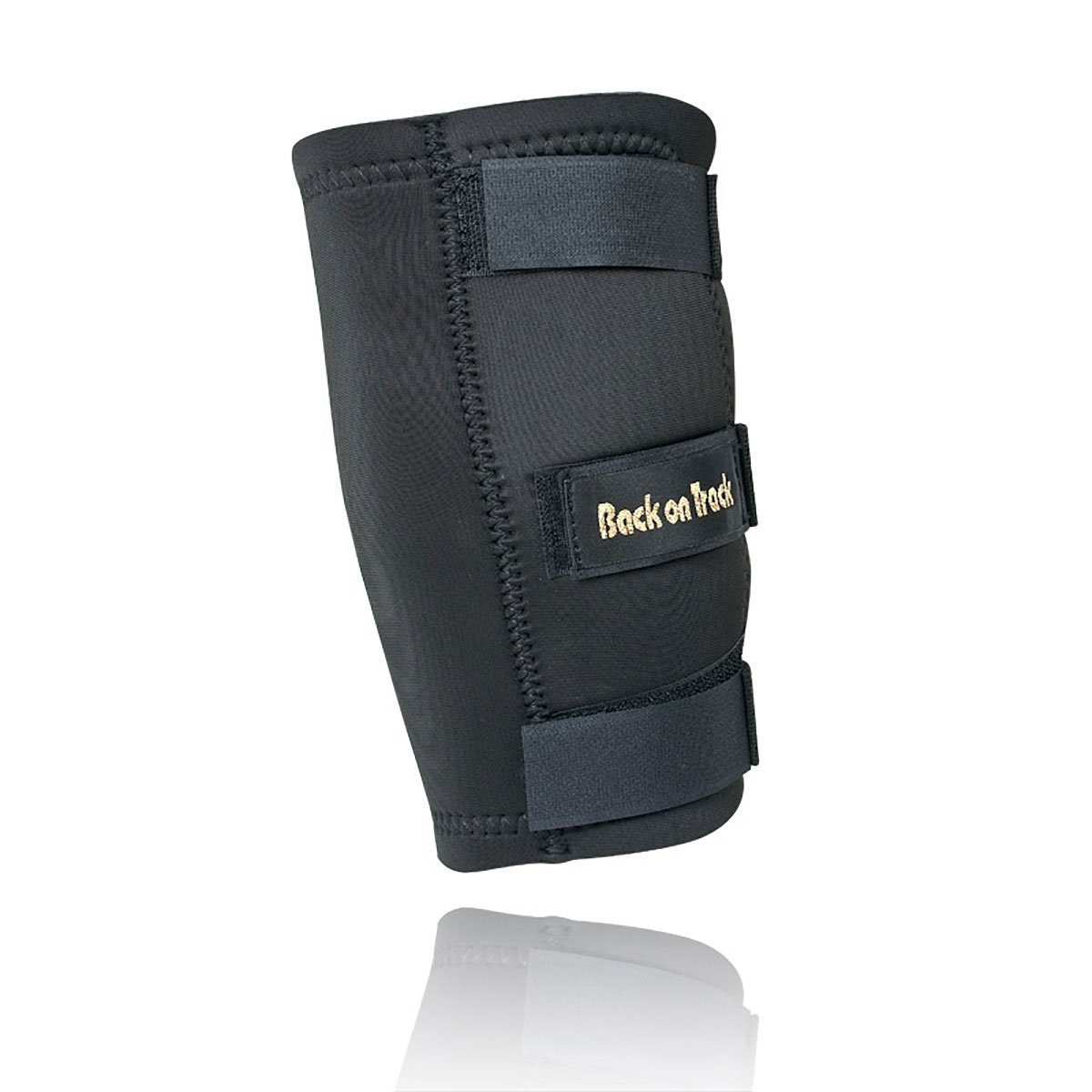 Back on Track 2-Piece 11.5 to 9.5-Inch Therapeutic Horse Knee Boots, Medium by Back on Track