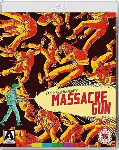 Massacre Gun [Blu-ray] [Reino Unido]