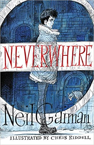 Image result for neverwhere neil gaiman