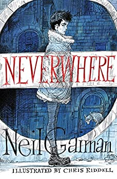 Neverwhere by Neil Gaiman fantasy book reviews