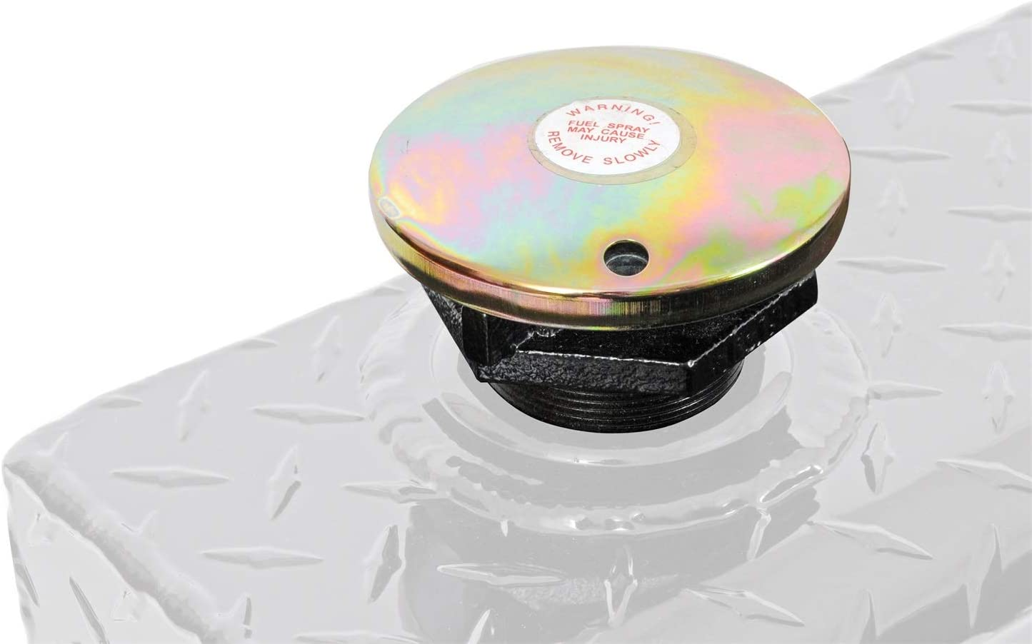 Dee Zee DZGASCAP Transfer Tank Vented Cap w/ Threaded Neck