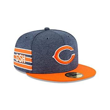 c9b77c225593f ... germany new era nfl chicago bears authentic 2018 sideline 59fifty home  cap größe 7 acbc4 ffcde