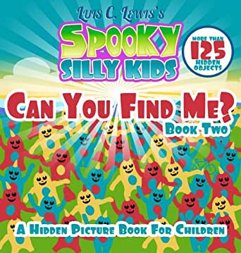 Can You Find Me Hidden Pictures (Monster Books for Kids - Ages 4-7 ...
