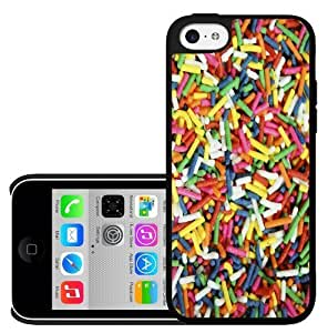 Sprinkles Icecream Topping Hard Snap on Phone Case (iPhone 5c) Kimberly Kurzendoerfer