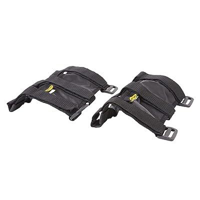 Smittybilt 769310 Extreme Black Sport Handle: Automotive