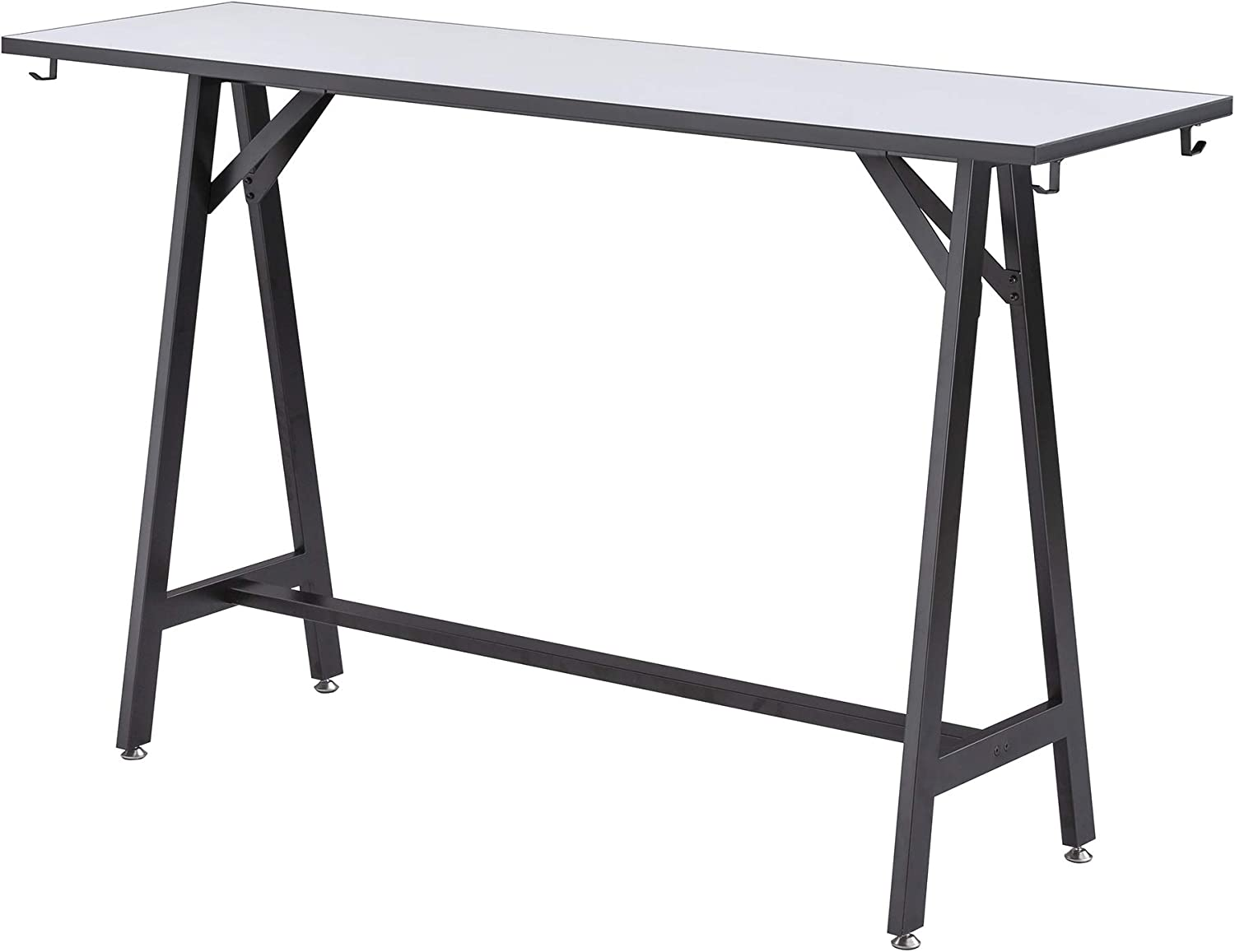 Safco Products Spark Teaming Table, Designer White 141[並行輸入]