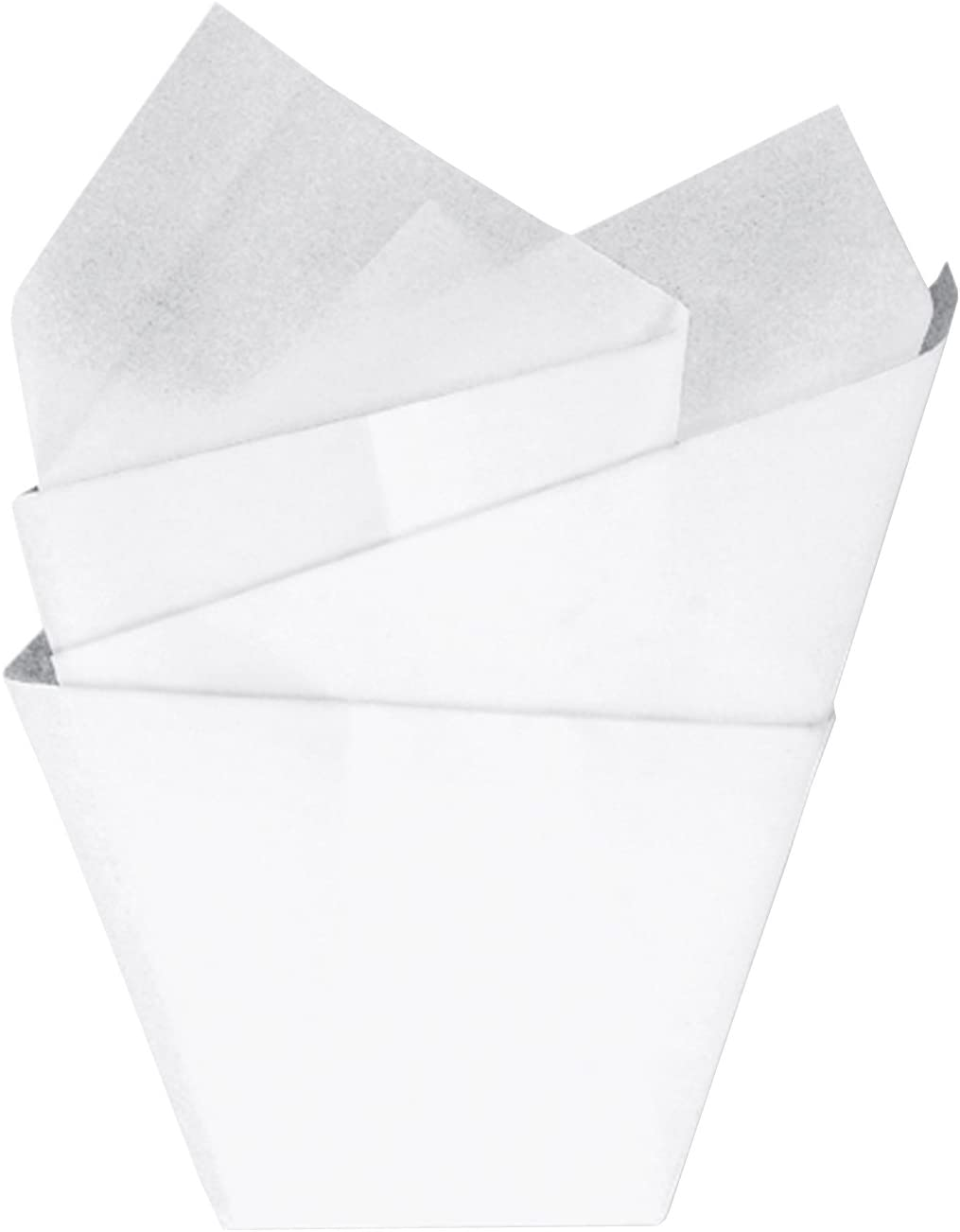Wrap Breakables For School Crafting Projects And More C.R Gibson Tissue Paper 8 Folded Sheets Included White Each Sheet Measures 20 x 26 Use in Gift Bags