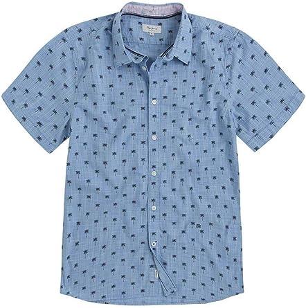 PEPE JEANS HOME - Camisa de Manga Corta Hombre: Amazon.es: Ropa