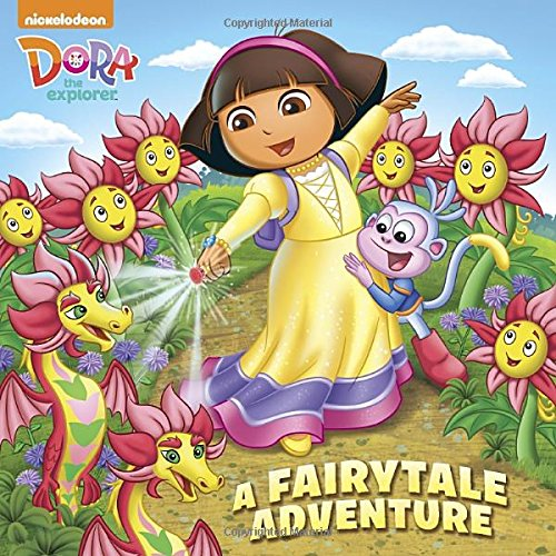 A Fairytale Adventure (Dora The Explorer) (Pictureback(R