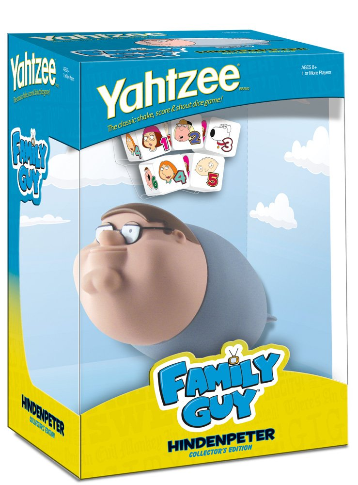Family Guy Yahtzee