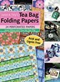 Janet and Tiny's Tea Bag Folding Papers, Janet Wilson and Tiny Van Der Plas, 1844483959
