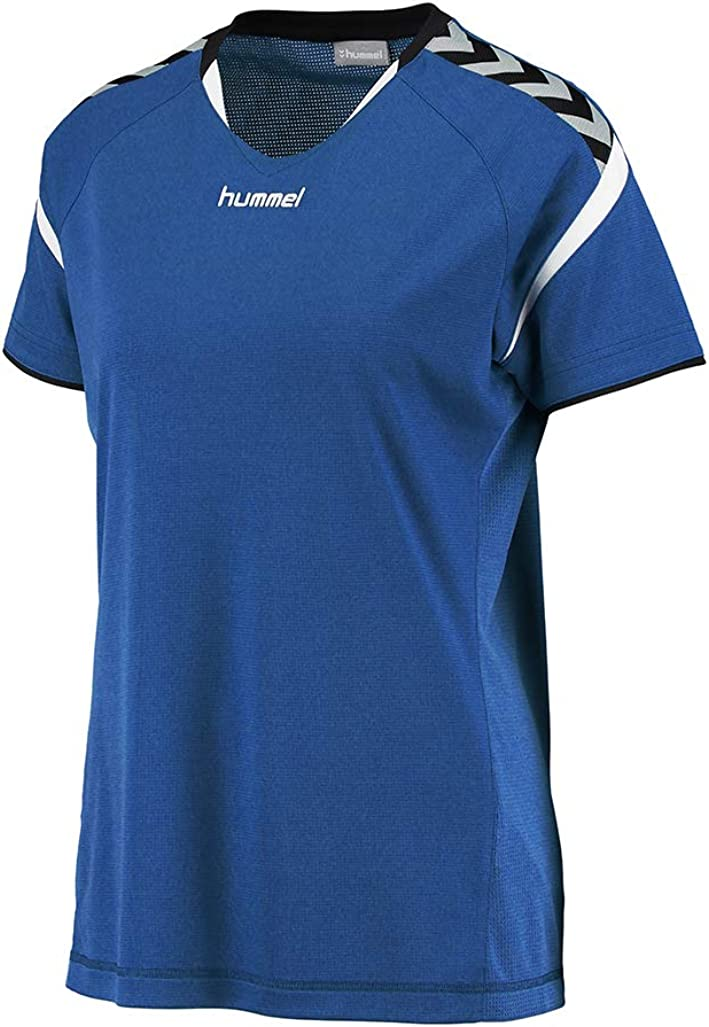 hummel AUTH Charge SS Poly Jersey WO