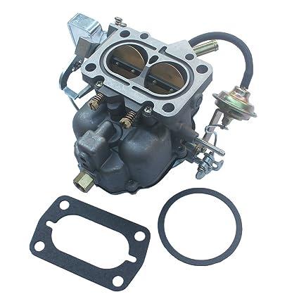 KIPA Carburetor For Dodge Chrysler 5 2L 318Cu 5 2L 5211CC 318Cu  V8 Engines  Carter BBD Lowtop 2 Barrel V8 5 2L Engine Carb OEM # 4113/4959 with