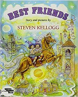 Book Best Friends (Pied Piper)